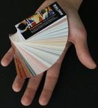 Cartas de colores Cromo Srl