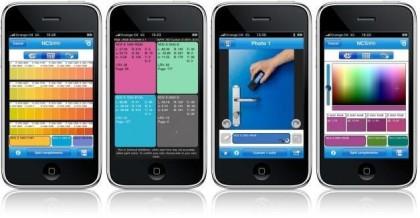 Colorix App Sreens